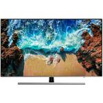 Телевизор Samsung UE55NU8000 вид спереди