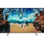 Телевизор Samsung UE82NU8002 вид спереди