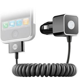 Автомобильное зарядное устройство для iPhone DLO- Black, фото