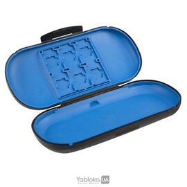 Чехол для карт памяти Sony PS Vita Armor Game Case (for 6 PS vita cards & 3 memory cards) Black, фото