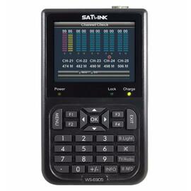Поисковик спутниковых сигналов SatLink WS-6905, фото