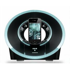 Акустическая система Monster Tron Light Disc Audio Dock для iPod/iPhone, фото