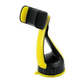 Автомобильный держатель универсальный Nice Car Mount Holder JHD-109 (Black/Yellow), фото