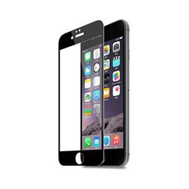 Защитное стекло для iPhone 6/6S Cover Glass (Black), фото
