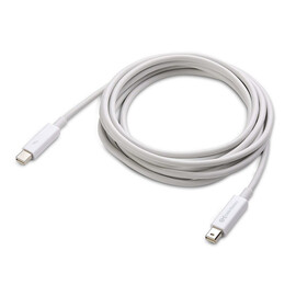 Cable Matters Thunderbolt 2 Cable in White 3.3 ft  (1m), фото