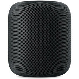 Акустическая колонка Apple HomePod Space Gray (MQHW2) вид спереди