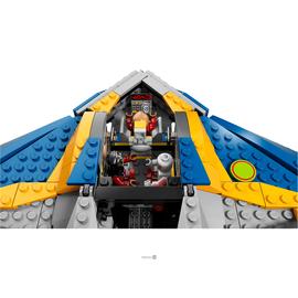 LEGO Ultra Agents Спасение Космического Корабля Милано (76021), фото