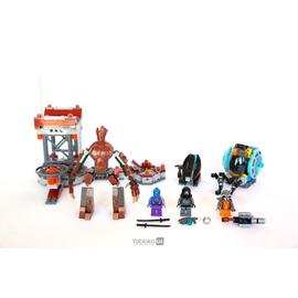 LEGO Marvel Super Heroes Ноувер Миссия Побег (76020), фото