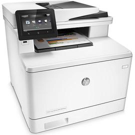 МФУ HP Color LaserJet Pro M477fdw (CF379A), фото