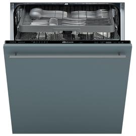 Посудомоечная машина Bauknecht GSXP X384A3 вид с полуоткрытой дверцей
