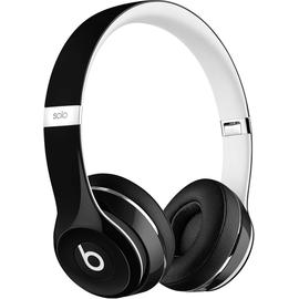 Наушники Beats by Dr. Dre Solo2 Wireless Luxe Edition Black (ML9E2) вид под углом