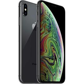 Смартфон Apple iPhone XS Max Dual Sim 64GB Space Grey (MT712) вид под углом