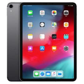 Планшет Apple iPad Pro 11 Wi-Fi + Cellular 256GB Space Gray (MU102, MU162) 2018 вид спереди