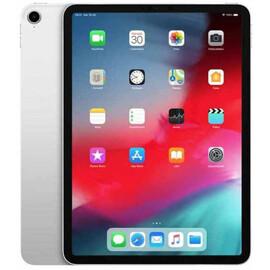 Планшет Apple iPad Pro 11 Wi-Fi 64GB Silver (MTXP2) 2018 вид спереди