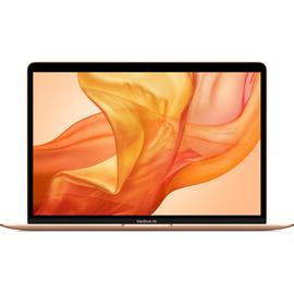 "Ноутбук Apple MacBook Air 13"" Gold 2018 (MREF2) вид спереди"