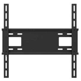 """Кронштейн КВАДО К-50 для ТВ с диагональю 30-55"""" (Черный) вид спереди"""