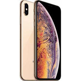 Смартфон Apple iPhone XS Max Dual Sim 256GB Gold (MT762) вид под углом