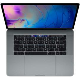 "Ноутбук Apple MacBook Air 13"" Space Gray 2018 (MRE92) вид сверху"