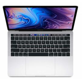 """Ноутбук Apple MacBook Air 13"""" Silver 2018 (MREC2) вид сверху"""