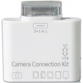 Переходник для iPad Connection kit 5+1 in 1(White), фото