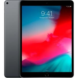 Планшет Apple iPad Air Wi-Fi 256GB Space Grey (2019) вид с двух сторон