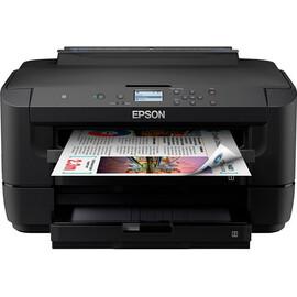 Принтер Epson WorkForce WF-7210DTW (C11CG38402) вид спереди