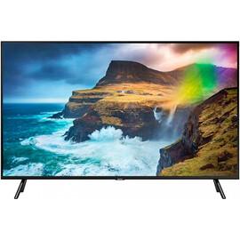 Телевизор Samsung QE75Q70R вид спереди