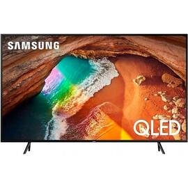 Телевизор Samsung QE75Q60R вид спереди