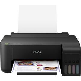 Принтер EPSON ECOTANK L1110 (C11CG89401) вид спереди