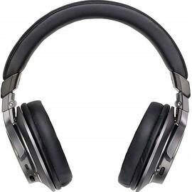 Наушники Audio-Technica ATH-SR6BTBK Wireless Over-Ear (Black) вид спереди