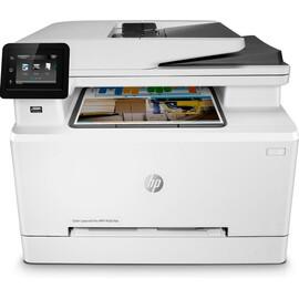 МФУ HP Color LaserJet Pro M181fW (T6B71A) вид спереди