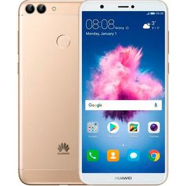 Смартфон HUAWEI P Smart 3/32GB Gold вид с двух сторон
