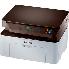 МФУ Samsung SL-M2070 + USB cable вид под углом