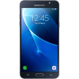 Смартфон Samsung Galaxy J7 Black (SM-J710FZKU) вид спереди