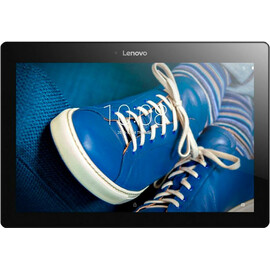 Планшет Lenovo Tab 2 X30F A10-30 16GB Wi-Fi Midnight Blue (ZA0C0131UA) вид спереди