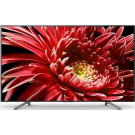 Телевизор Sony KD-85XG8596 вид спереди