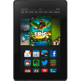 "Amazon Kindle Fire HD 7"" 8GB, фото"