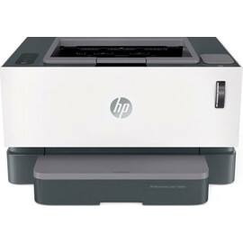Принтер HP Neverstop Laser 1000w (4RY23A) вид спереди