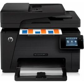 Принтер HP LaserJet Pro M177fw вид спереди