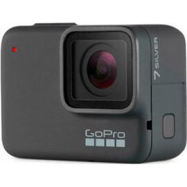 Камера GoPro HERO 7 (Silver) вид под углом