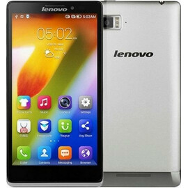 Смартфон Lenovo Vibe Z K910 (Silver) вид с двух сторон