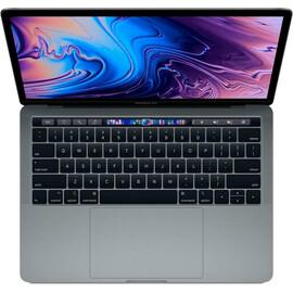 "Ноутбук Apple MacBook Pro 13"" Space Gray 2019 (MUHP2) вид сверху"
