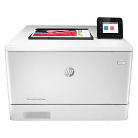 Принтер HP Color LaserJet Pro M454dw c Wi-Fi (W1Y45A), фото