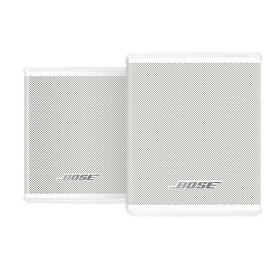 Bose Surround Speakers White appearance