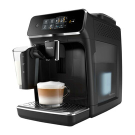 Automatic coffee machine Philips Series 2200 EP2231/40 view from the right side