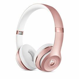 Наушники Beats by Dr. Dre Solo3 Wireless Rose Gold (MNET2), фото