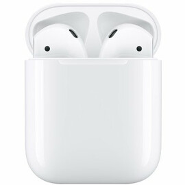 Наушники Apple AirPods 2 with Charging Case (Стандартная зарядка) MV7N2, фото