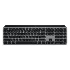 Клавиатура Logitech MX Keys Wireless Illuminated Graphite for Mac (920-009552), фото