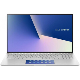 Ноутбук ASUS ZenBook 15 UX534FTC Silver (UX534FTC-AS77), фото