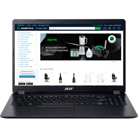 Acer Extensa 15 EX215-31-C2TT Black (NX.EFTEU.01P)